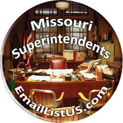 Missouri Superintendents Email List