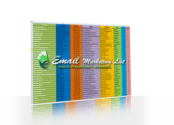 Business Email List for marketing