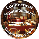 Connecticut Superintendent email list