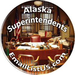Alaska Superintendents Email list