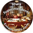 Iowa Superintendents Email List