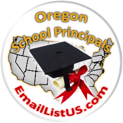 Oregon Principals email list