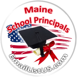 Maine Principals email list