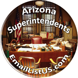 Arizona Superintendents email list