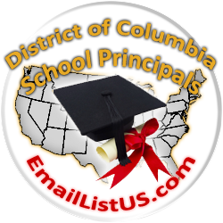 District of Columbia Principals email list