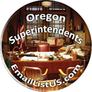Oregon Superintendents email list