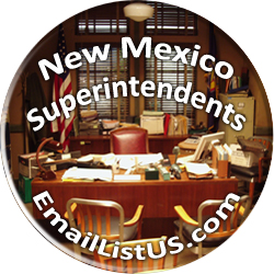 New Mexico Superintendents Email List